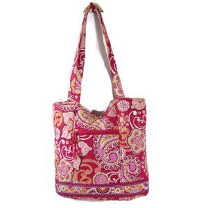 Vera Bradley Soft Sided Quilted Purse